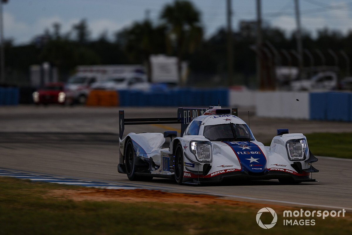 DragonSpeed set for just two more IMSA races in 2020