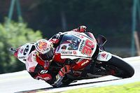 Nakagami lidera la primera práctica en Brno