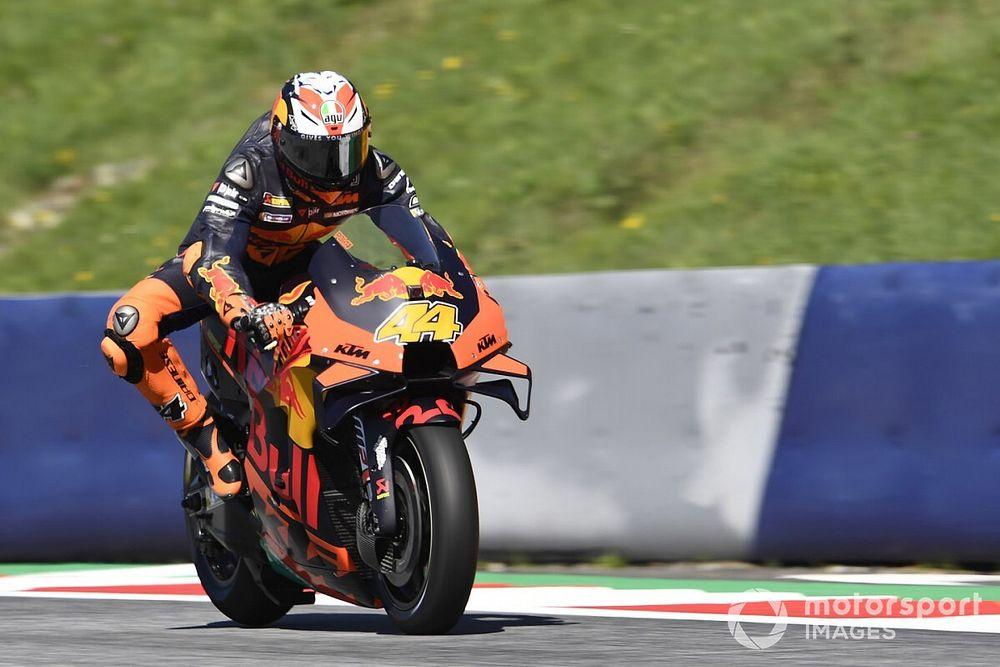 Em meio a treta, Pol Espargaró lidera dia da MotoGP na Estíria