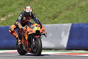 Styria MotoGP: Espargaro sets FP2 pace for KTM