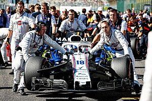 Williams pilotları Japonya'dan hayal kırıklığıyla ayrıldı