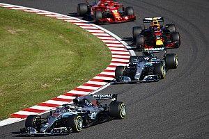 """タイトルに王手。ハミルトン「""""心理戦""""でフェラーリを倒した」"""