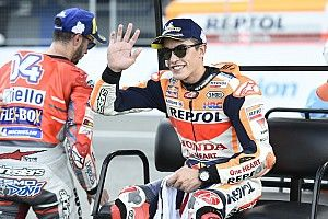 Ambisi Marquez sudahi perlawanan di kandang Honda