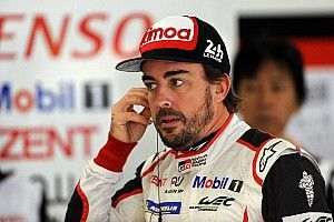 Alonso replaced by Hartley in Toyota's 2019/20 WEC roster