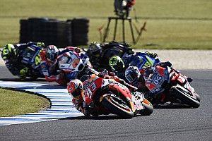 Hoe laat begint de MotoGP Grand Prix van Australië?