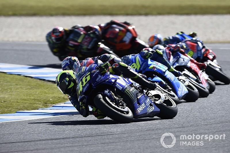 Rossi nagyon csalódott, hogy még a dobogóra sem tudott felállni Ausztráliában