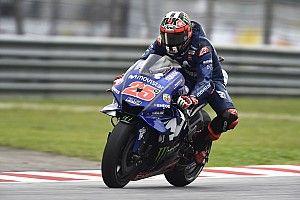 """Viñales: """"Imaginaba que Rossi podía ganar"""""""