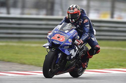 Vinales: Rossi'nin hızına ulaşmam imkansızdı