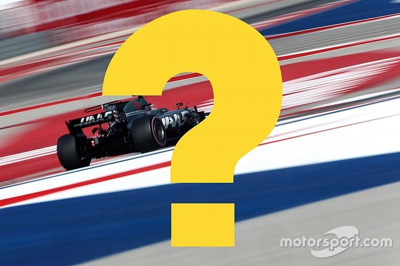Всего год назад. Вспомните ли вы прошлый Гран При США?