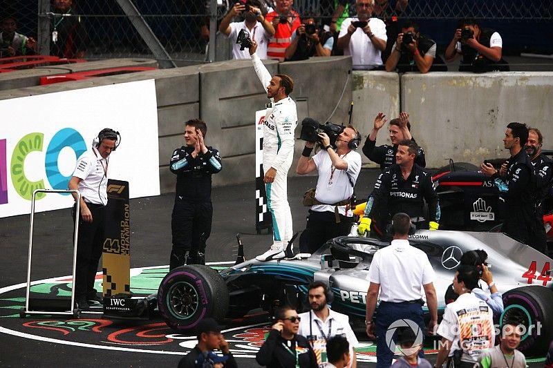 """Para Prost, esta es """"la mejor temporada"""" de Hamilton"""