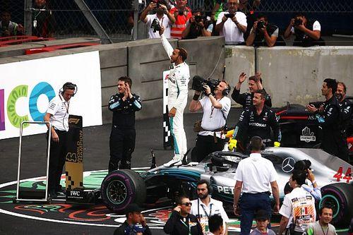 """Para Prost, 2018 é a """"melhor temporada"""" de Hamilton"""