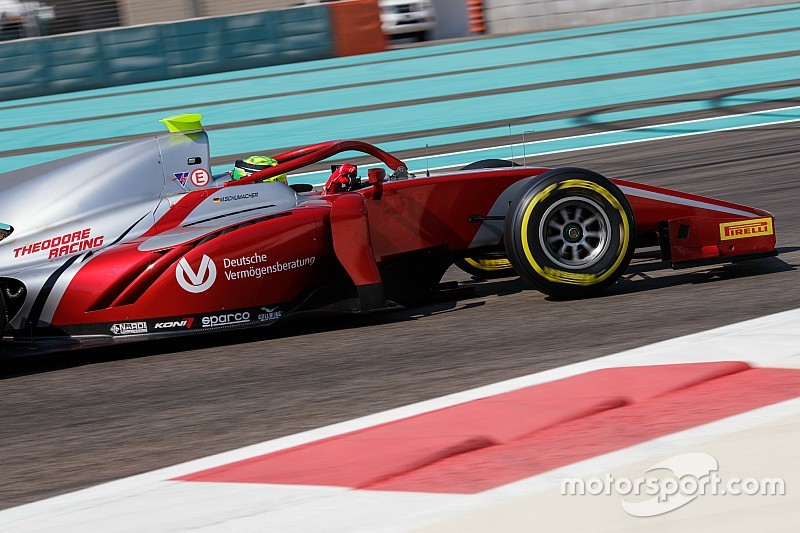 """Mick Schumacher bei erstem Formel-2-Test Zwölfter: """"Unglaublich schnell"""""""