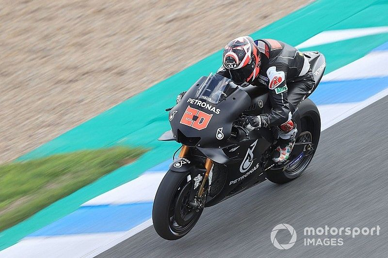"Rookie Quartararo ""felt fast"" on final MotoGP test day"
