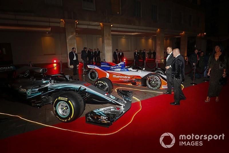 Autosport Awards: El Mercedes W09, Coche de Carreras del Año