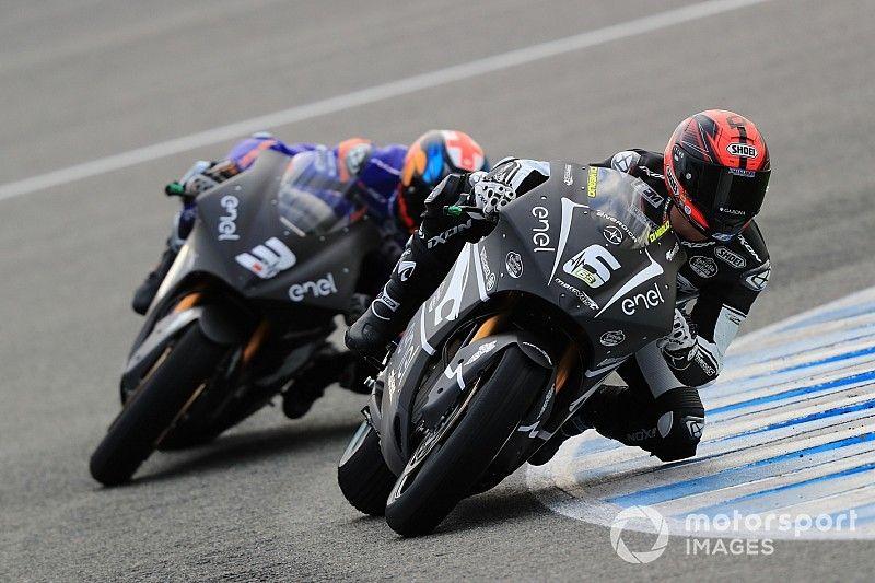 La MotoE tornerà in pista a giugno con un test a Valencia