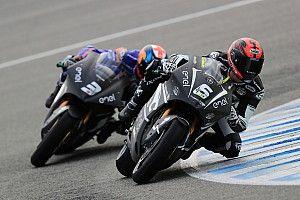 MotoE to make track return in Valencia test