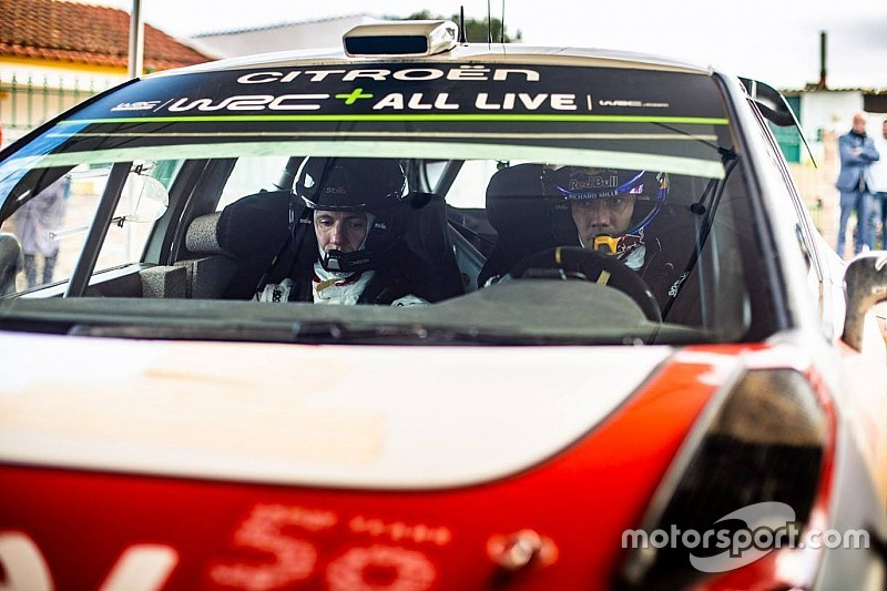 "Ogier doesn't want ""number one status"" at Citroen"