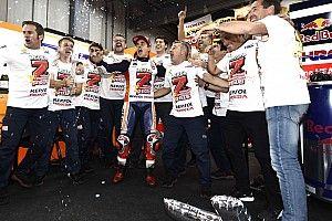 """Márquez: """"Hay que mantener el nivel para ganar el título de constructores y equipos"""""""