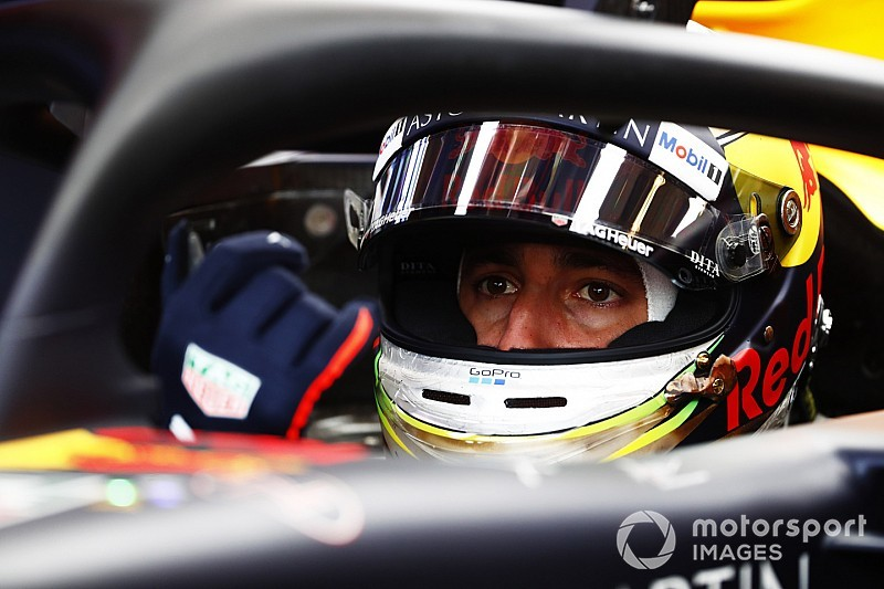 Ricciardo to get grid penalty in Brazil