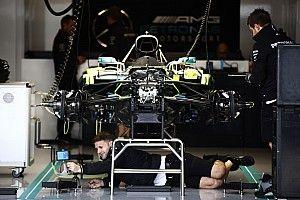 Mercedes-Form in Austin: War die Gewichtsverteilung schuld?