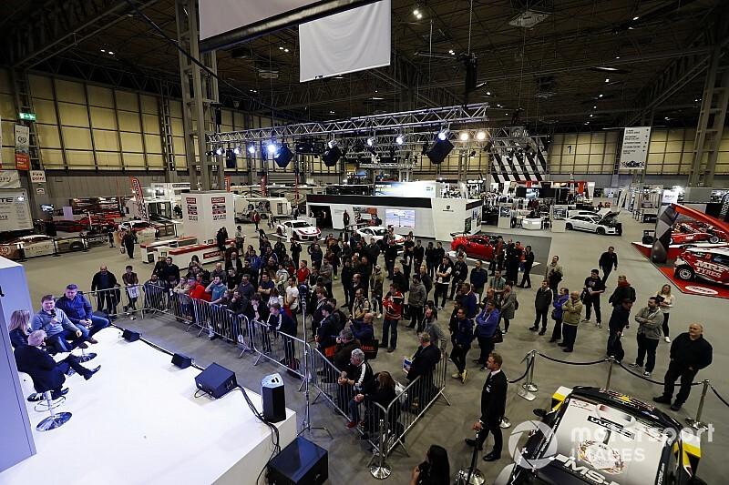 Canlı: Autosport International 2020