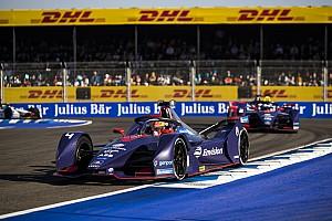 Frijns hield zich in tijdens slotfase ePrix Marrakesh: