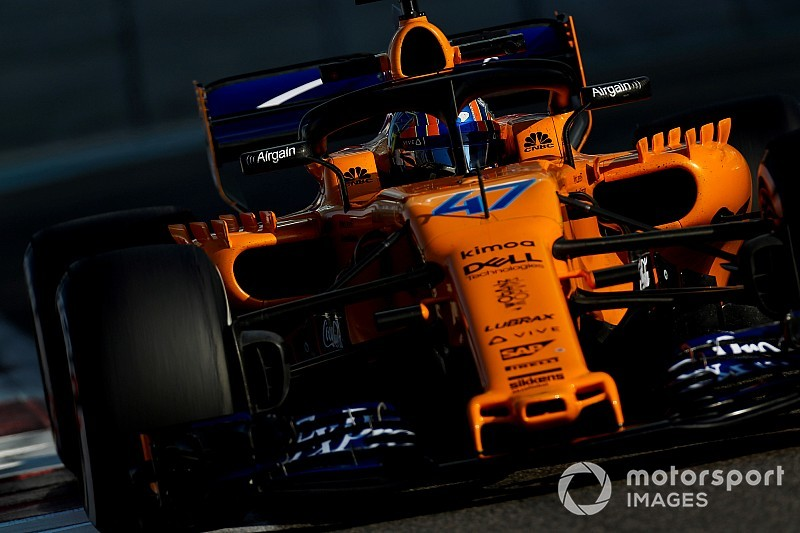 Enfin des longs relais pour Norris avec McLaren
