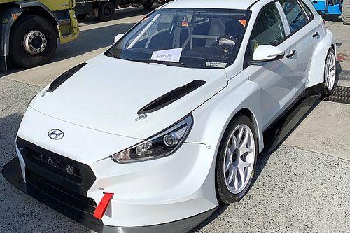 Primo test con la Hyundai per Panciatici e Bihel in vista del debutto in TCR Europe