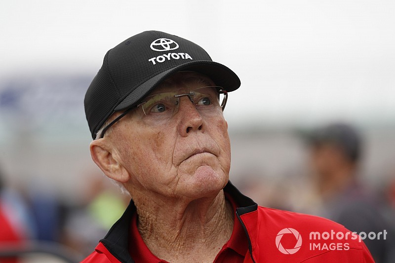 "Joe Gibbs at Daytona: ""I don't want to let J.D. down"""