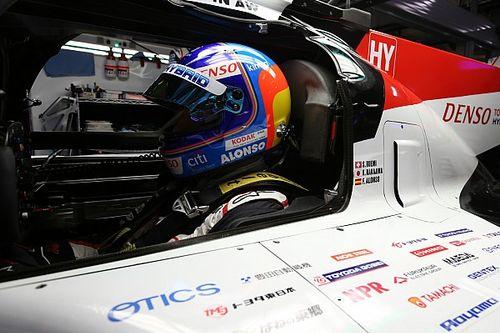 """Alonso: """"Toyota lleva 8 años evolucionando y nuestros rivales ahora son más rápidos"""""""