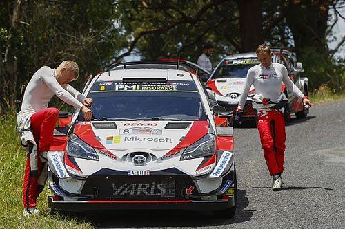 WRC, Rally d'Argentina: piove sul bagnato per Toyota. Tanak e Meeke penalizzati
