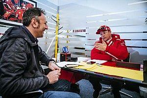 """Raikkonen esclusivo: """"Non avevo mai visto un GP fino al primo test in F1 con la Sauber!"""""""