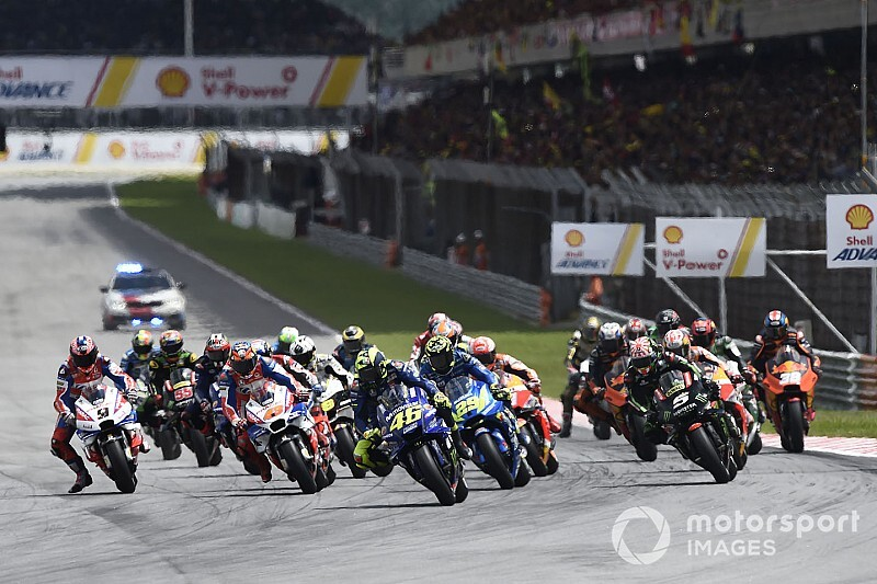MotoGP signs Spanish TV deal with streaming service