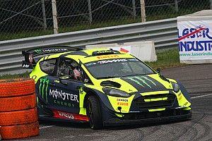 Doblete de Rossi en la primera jornada del Monza Rally Show 2018