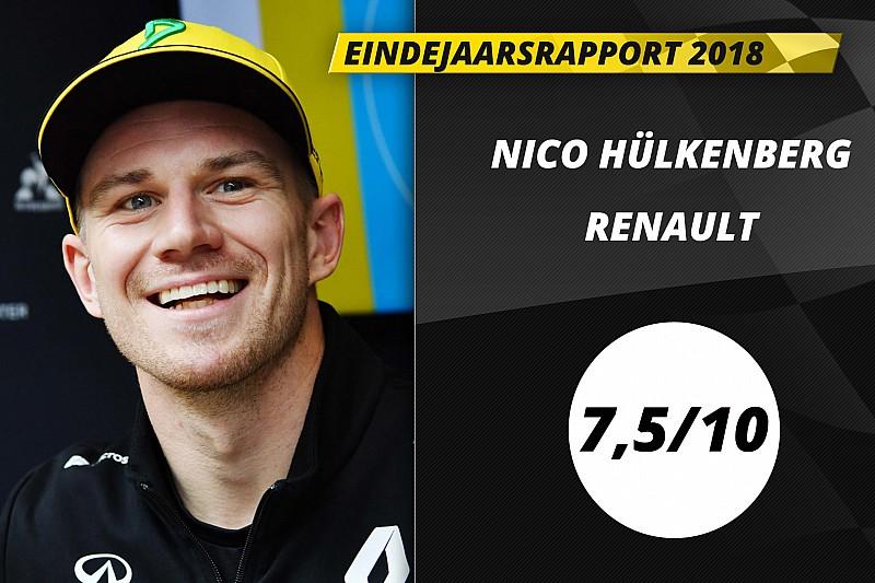 Eindrapport Nico Hülkenberg: Kampioen van de B-rijders