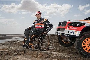 """Esteve: """"El Dakar en Sudamérica es una carrera más difícil que en África"""""""