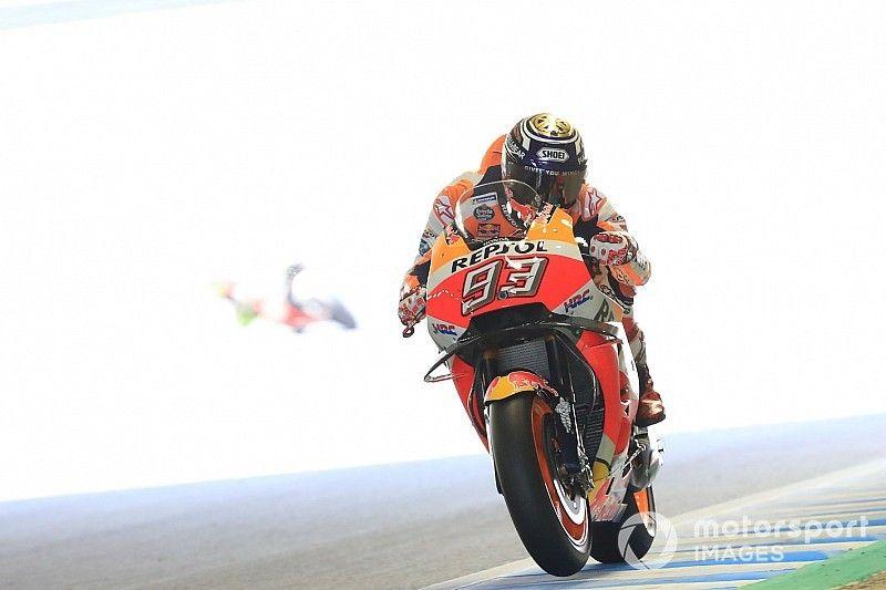 Honda: We weren't always at Marquez's level in 2018