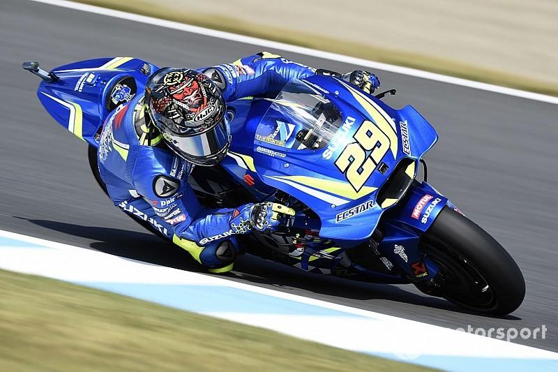 FP2 MotoGP Australia: Iannone paling kencang, Rossi ke-10