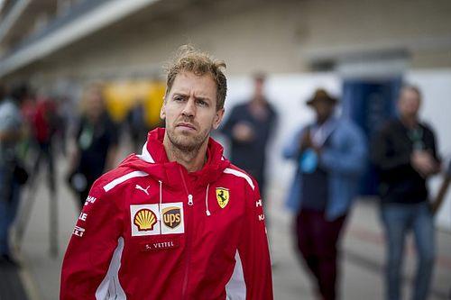 """Vettel: """"Deluso per aver deluso la Ferrari. Per me questo è un momento difficile"""""""