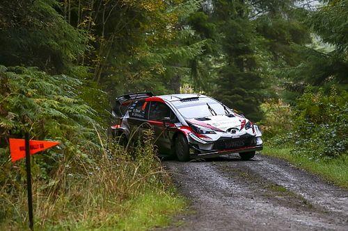 Tanak e Toyota dominano la prima tappa del Rally del Galles, ma Neuville è secondo