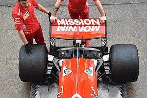 Ferrari yeni tabanı test etti