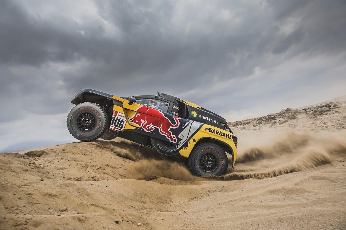 Zwycięstwo w Dakarze uszczęśliwi Loeba