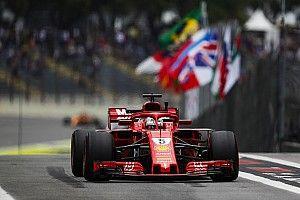 Hivatalos: pénzbírság és megrovás Vettelnek a brazil időmérő után!