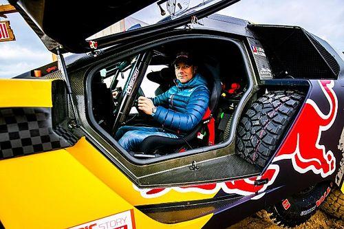 Loeb desvela los colores con los que correrá el Dakar 2019
