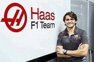 Haas confirma Pietro Fittipaldi como piloto de testes