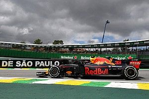 Brazilian GP: Verstappen edges Vettel, Hamilton in FP1