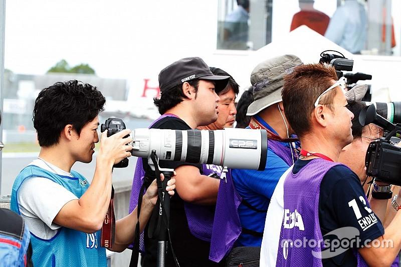 """レースを""""撮った""""国本雄資のスーパーGT最終戦に注目。「その一瞬を撮る難しさが分かった」"""
