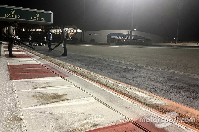 """Grosjean: """"Hoge kerb voldoet niet aan standaard Formule 1"""""""