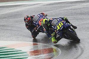 TABELA: Com acidente de Viñales, Rossi garante terceiro no mundial