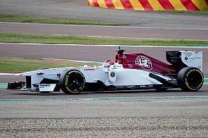 Alfa Romeo: test per Correa e Calderon al Paul Ricard